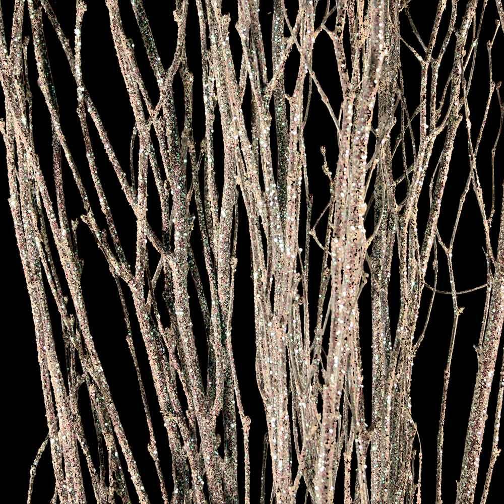 Decorative Branches White Sparkle Birch Branches