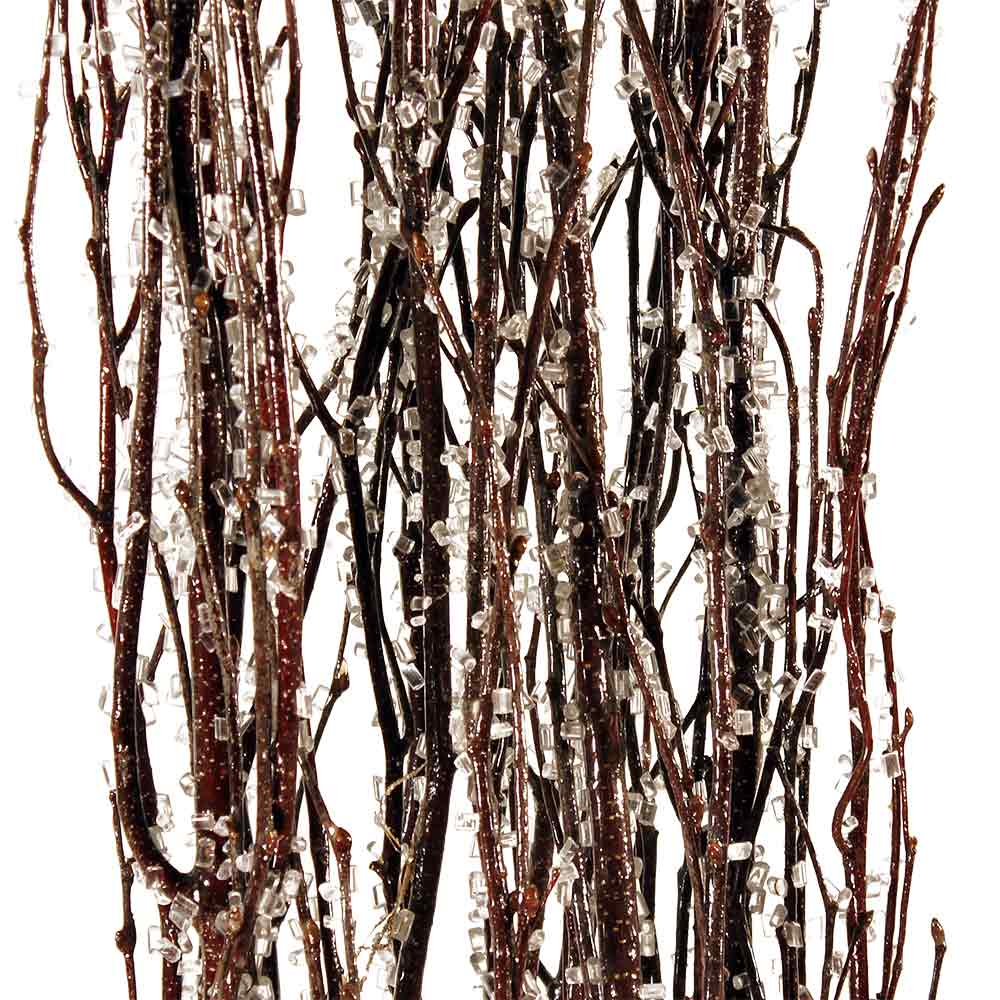 Decorative Branches Iced Birch Branches