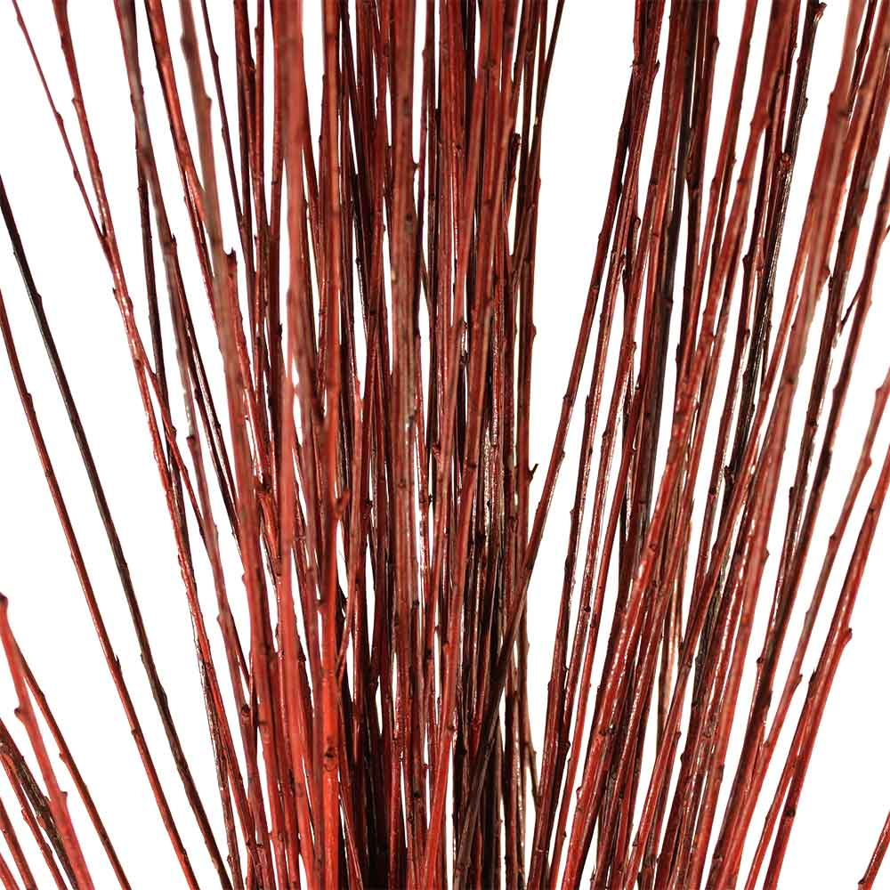 Decorative Branches Straight Willow Branches Brown